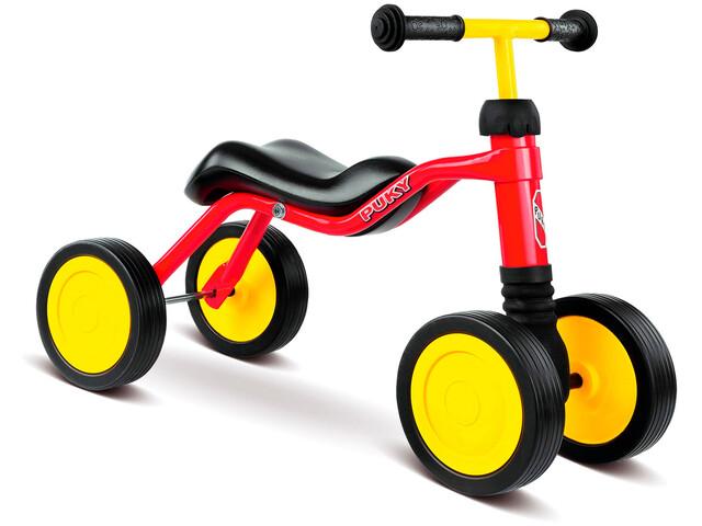 Puky Wutsch Køretøjer til børn rød